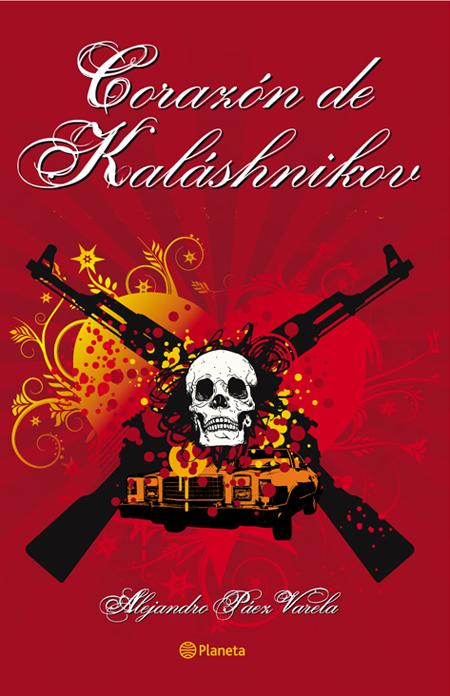 Portada del libro Corazón de kalashnikov