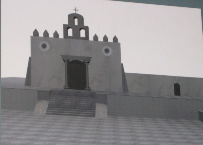 iglesia de san andrés chimalhuacán 1532