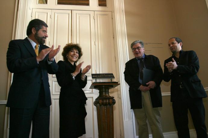 José Emilio Pacheco y cristina pacheco