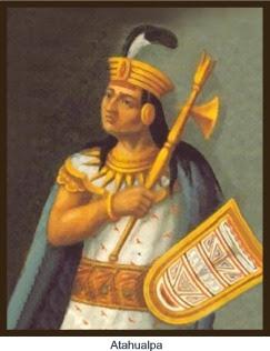 atahualpa, ultimo Inca que no fue nombrado por españoles