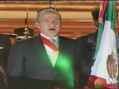 felipe calderón presidente
