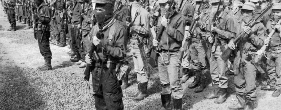 zapatistas armados