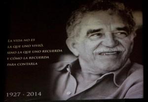 Gabriel Gacía Márquez, nobel de  Literatura