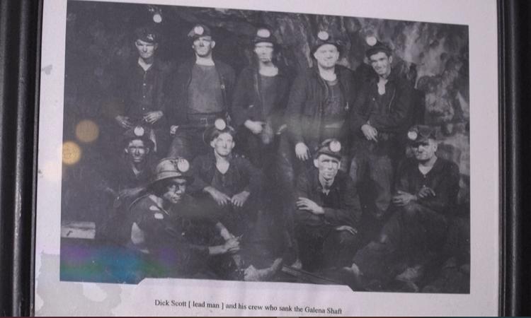 mineros de Bisbee, Arizona en EU