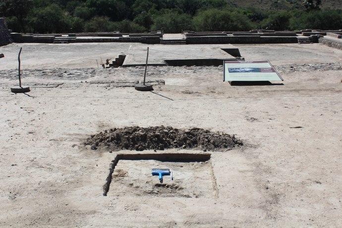 zona arqueologica el coporo guanajuato