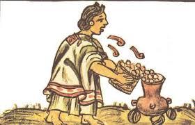 palomitas de maíz, origen prehispánico
