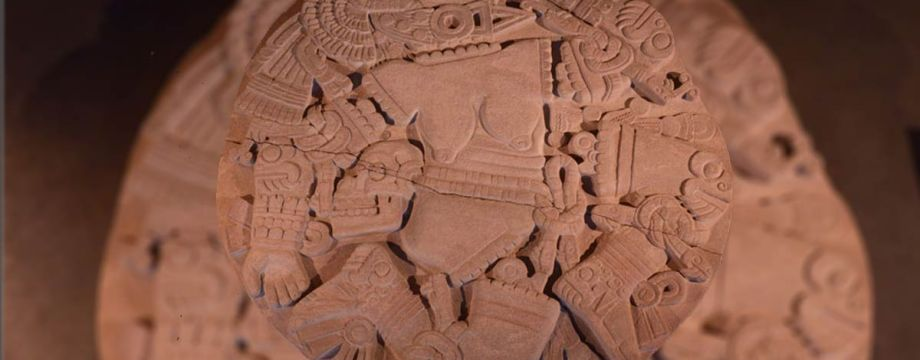coyolxauhqui, diosa mexica
