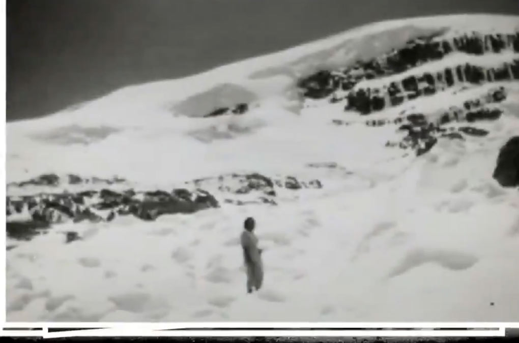 extinto glaciar Ayoloco en México