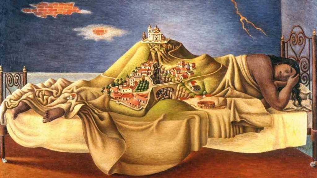 El sueño de La Malinche, Antonio Ruiz